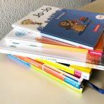 Schulbücher selber einbinden ?