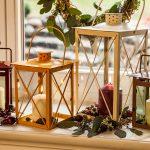 Erhellend – leuchtende Ideen für die Fensterbank