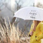 Regenschirm individuell bemalen