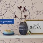 Wände dekorativ gestalten