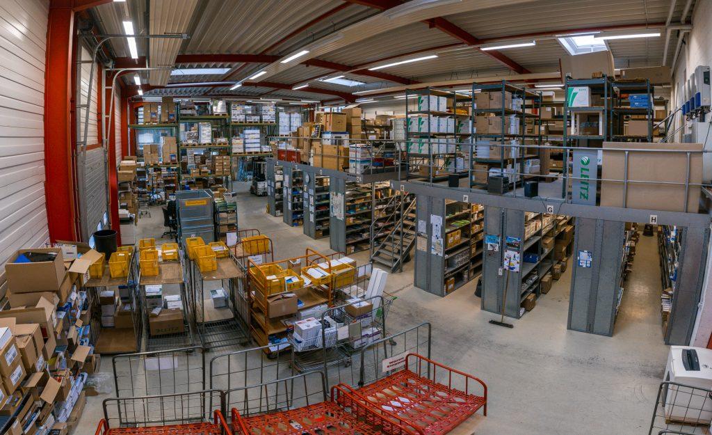 Carl Kaechelen GmbH - Lager